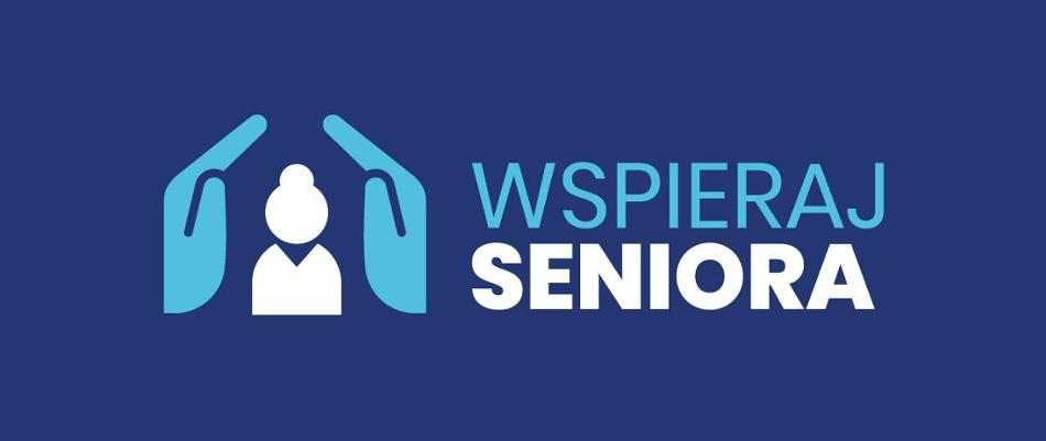 Logotyp programu wspieraj seniora