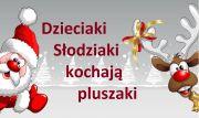 Logo zbiórki Dzieciaki-Słodziaki kochają pluszaki