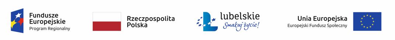 Logo Regionalnego Programu Operacyjnego Województwa Lubelskiego